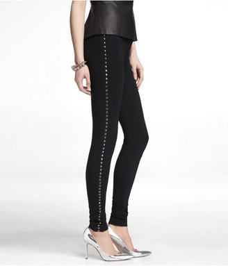 Express Studded Sexy Stretch Legging