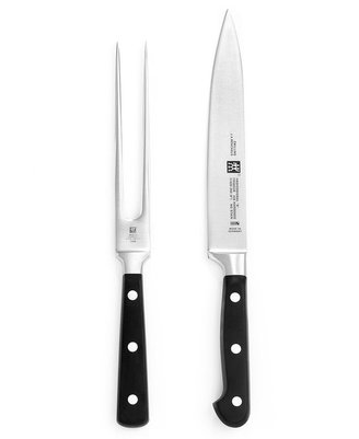 Zwilling J.A. Henckels Twin Professional-S 2-Piece Carving Set