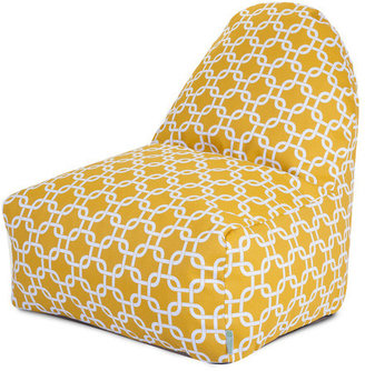 Majestic Home Kick-It Chair Yellow Links