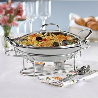 Cuisinart Classic Entertaining 3 qt. Stainless Round Buffet Server