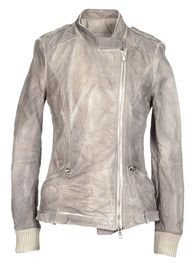 VINTAGE DE LUXE Leather outerwear