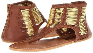 Steven Vega (Cognac Leather) - Footwear