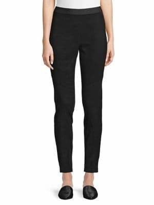 Eileen Fisher Classic Ankle Leggings