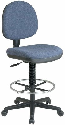 Office Star High-Back Drafting Chair Upholstery