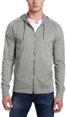 John Varvatos Men's Full Zip Hoodie