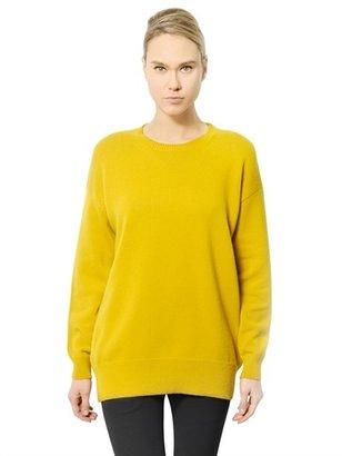 Jil Sander Oversize Cashmere Knit Sweater