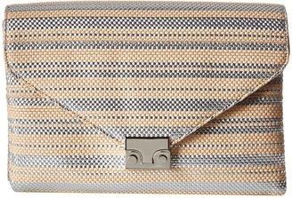 Loeffler Randall Lock Clutch Clutch Handbag