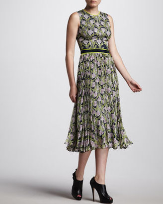 Jason Wu Floral-Print Dress