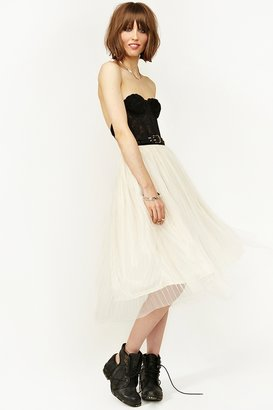 Nasty Gal Last Dance Skirt