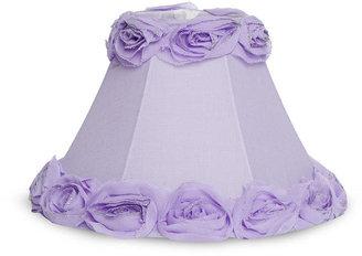 Babies 'R' Us Babies R Us By Design Lavender Rosebud Lamp Shade