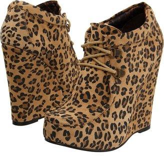 Betsey Johnson Ryann (Leopard) - Footwear