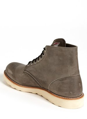 Red Wing Shoes Round Toe Boot