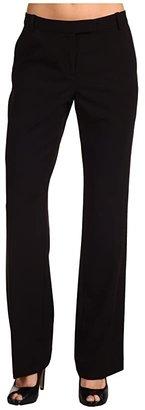 Calvin Klein Modern Essentials Pant (Black) Women's Casual Pants