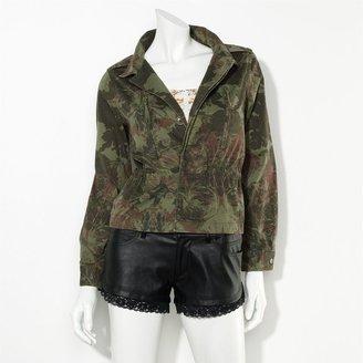 Vera Wang Princess camouflage jacket - juniors'