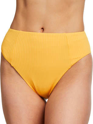 Vitamin A Sienna High-Waist Bikini Bottom
