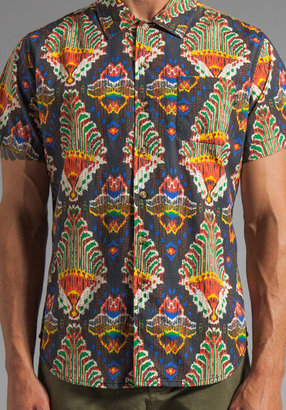 Obey Kasbah S/S Shirt