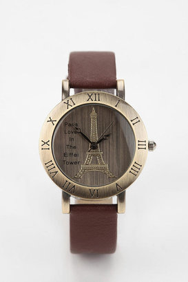 Urban Outfitters Paris In Love Watch