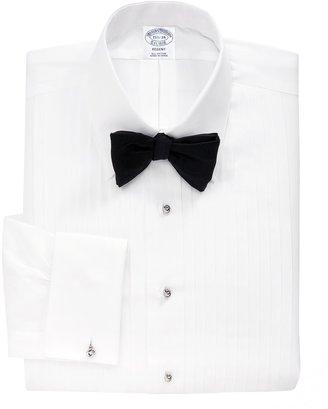Brooks Brothers Regent Fit Ten-Pleat Tennis Collar Tuxedo Shirt