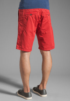 G Star G-Star Western Bronson Chino Straight Short