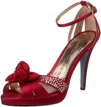 Sacha Women's Rona Ankle-Strap Sandal