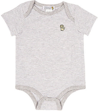 Barneys New York Striped Bodysuit