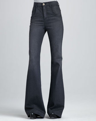 Theyskens' Theory Pinhas Wide-Leg Jeans
