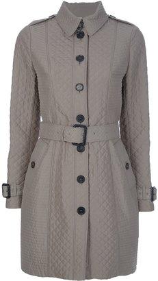 Burberry 'Nightstone' trench coat