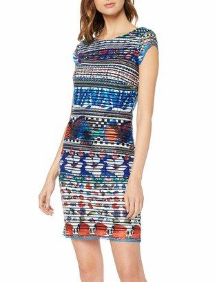 Desigual Women's VEST_FIONA Dress