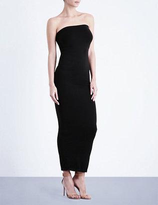 Wolford Black Fatal Seamless Stretch-Jersey Dress, Size: Small