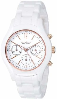 Caravelle New York Women's 45L144 Ceramic Watch $160 thestylecure.com