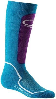 Icebreaker Snow Kids Midweight Socks - Merino Wool, Over the Calf (For Kids)