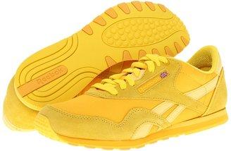 Reebok Classic Nylon Slim (Boldly Yellow/Yellow Thread/Hazy Yellow) - Footwear