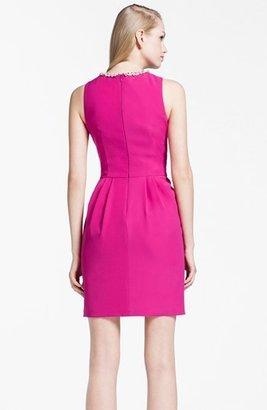 Cynthia Steffe 'Hazel' Embellished Sheath Dress