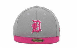 New Era Detroit Tigers MLB 2T Custom 59FIFTY Cap