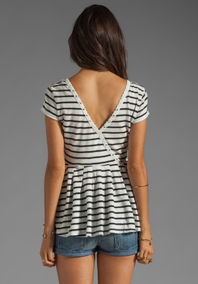 Free People Crazy Daisy Top