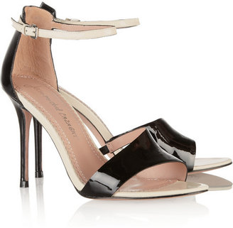 Jean-Michel Cazabat Jean Michel Cazabat Olympe patent-leather sandals