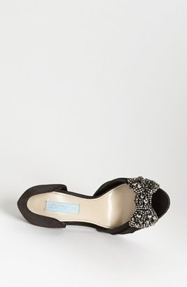 Betsey Johnson Blue by 'Gown' Sandal
