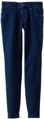 My Michelle Girls 7-16 Denim French Terry Pant