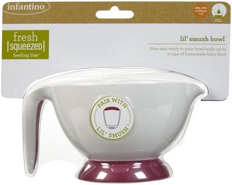 Infantino Fresh Squeezed Lil' Smush Bowl