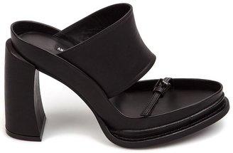 Ann Demeulemeester chunky platform sandal