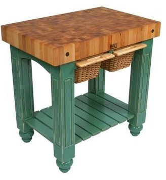 "John Boos Co & Co.® Gathering Block Tables, 36"" x 24"""