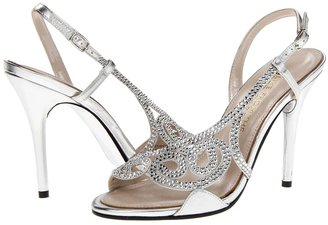 Red Carpet E! Live from the E0014 (Silver Metallic) - Footwear