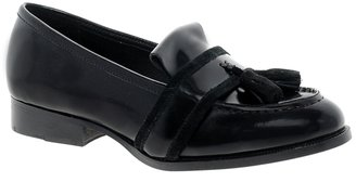 Asos MY TOWN Leather Loafers