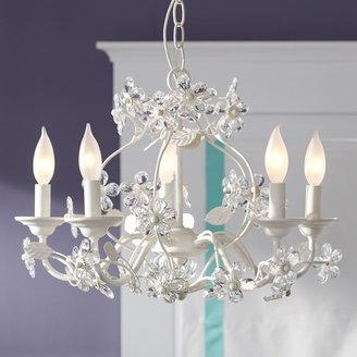 Pottery Barn Teen Blossom Chandelier