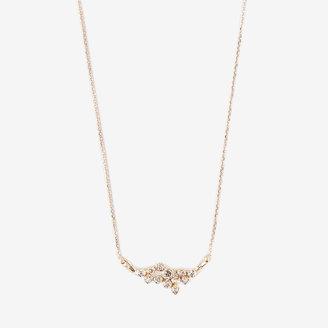 Steven Alan JERRY GRANT 12 diamond cluster necklace