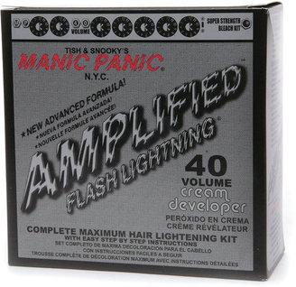 Manic Panic 40 Volume Cream Developer Complete Maximum Hair Lightening Kit 1 kit