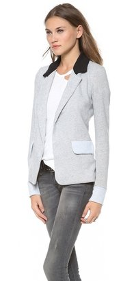 Pencey Notched Collar Blazer