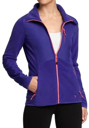 Old Navy Women's Active by Performance Fleece Jackets