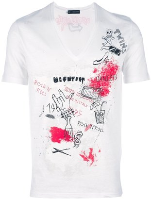 DSquared Dsquared2 printed t-shirt