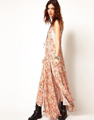 Somedays Lovin Day Dream Maxi Dress with Side Split